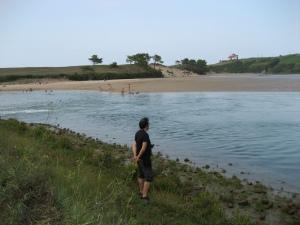 La playa de la Rabia and me.