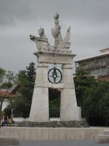 El arco de Santoña.