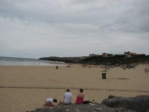 Playa de Ajo.