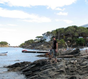 Final de Cadaques and me.