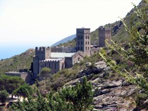 Monestir de Sant Pere de Rodes.